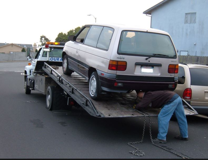 Flatbed Tow Truck Temple TX
